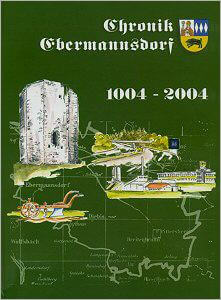 Cover des Buches der Chronik von Ebermannsdorf